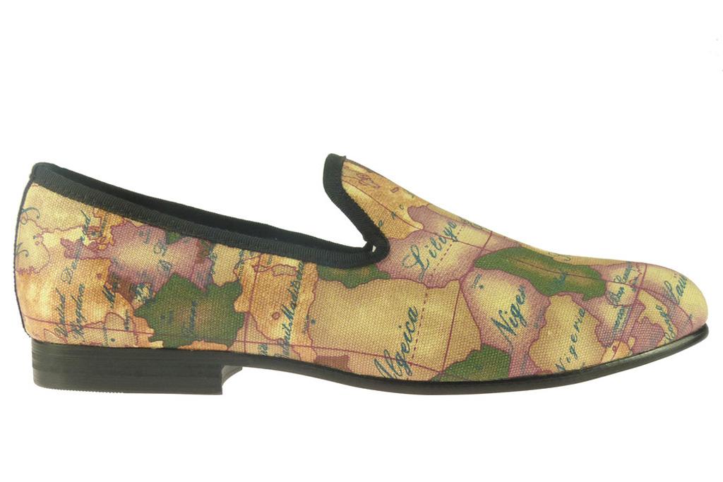 duke and dexter world map loafer