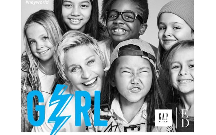 GapKids x Ellen DeGeneres