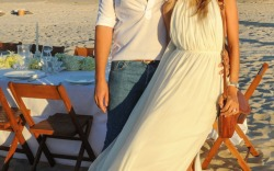 Erica Pelosini's Hamptons Birthday