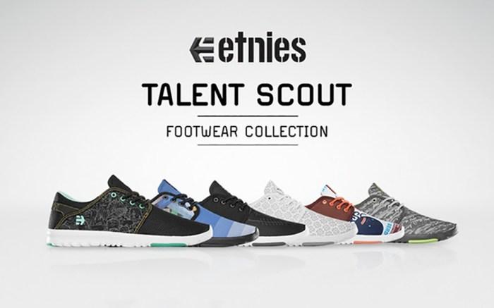 Etnies Talent Scout Artist Series
