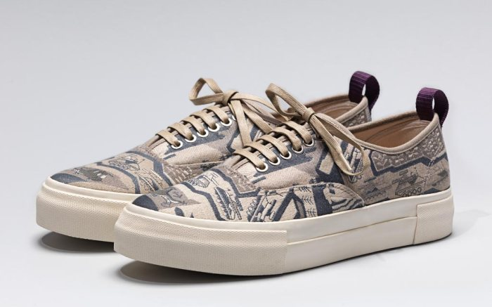 eytys embroidered sneaker