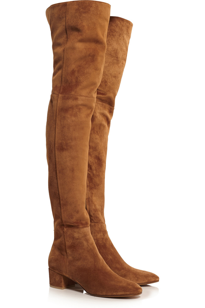 Gianvito Rossi thigh high boots
