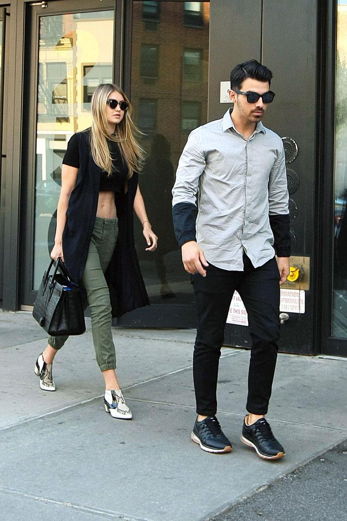 Gigi Hadid Joe Jonas