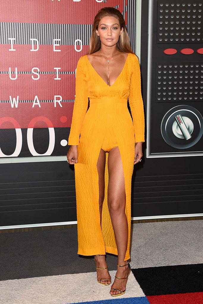 Gigi Hadid MTV Video Music Awards 2015