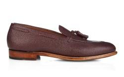 Grenson leather loafer