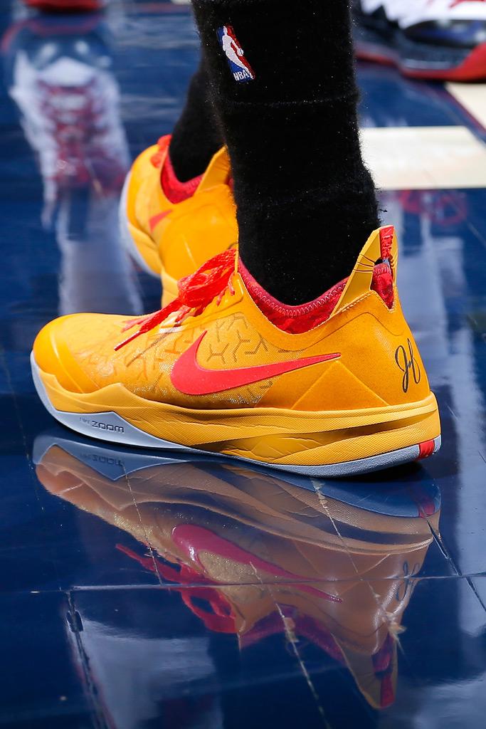 James Harden's Greatest Nike Sneaker