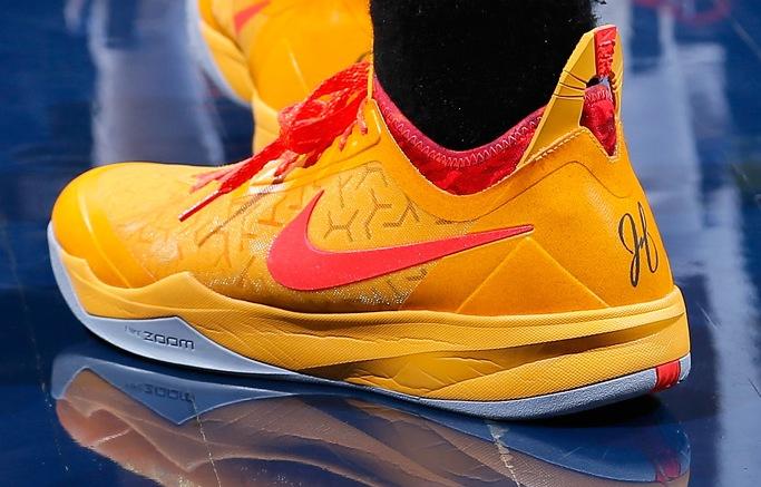 James Harden in Nike