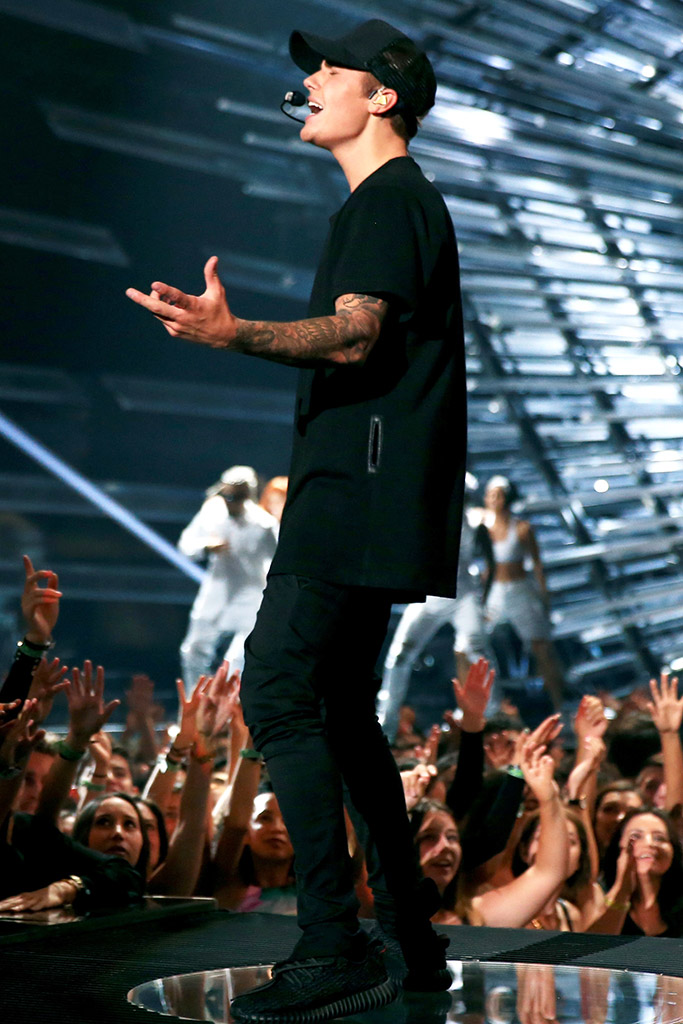 Justin Bieber MTV Video Music Awards VMA 2015