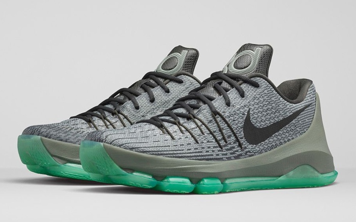 Nike KD 8 Hunts Hill Night Sneakers