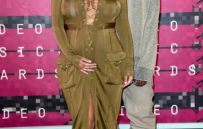 Kim Kardashian MTV Video Music Awards 2015