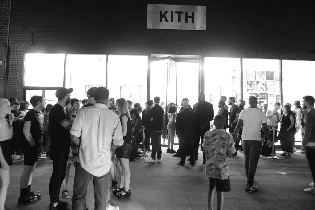 Kith NYC Brooklyn Store Opening