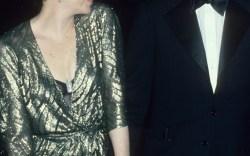 Liza Minelli and Halston
