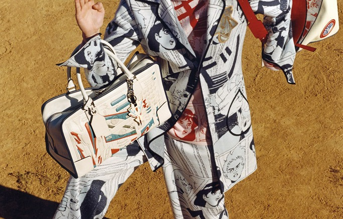Loewe spring '16 collection.