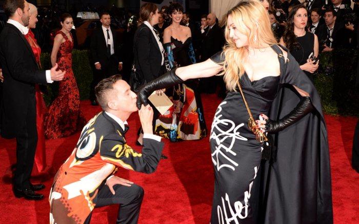 Madonna Jeremy Scott