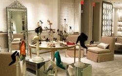 Manolo Blahnik Boutique At Saks