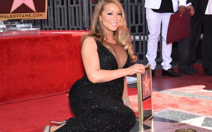 Mariah Carey Hollywood Walk of Fame