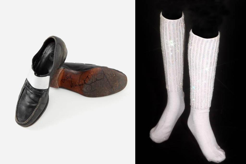 Michael Jackson Florsheim Shoes