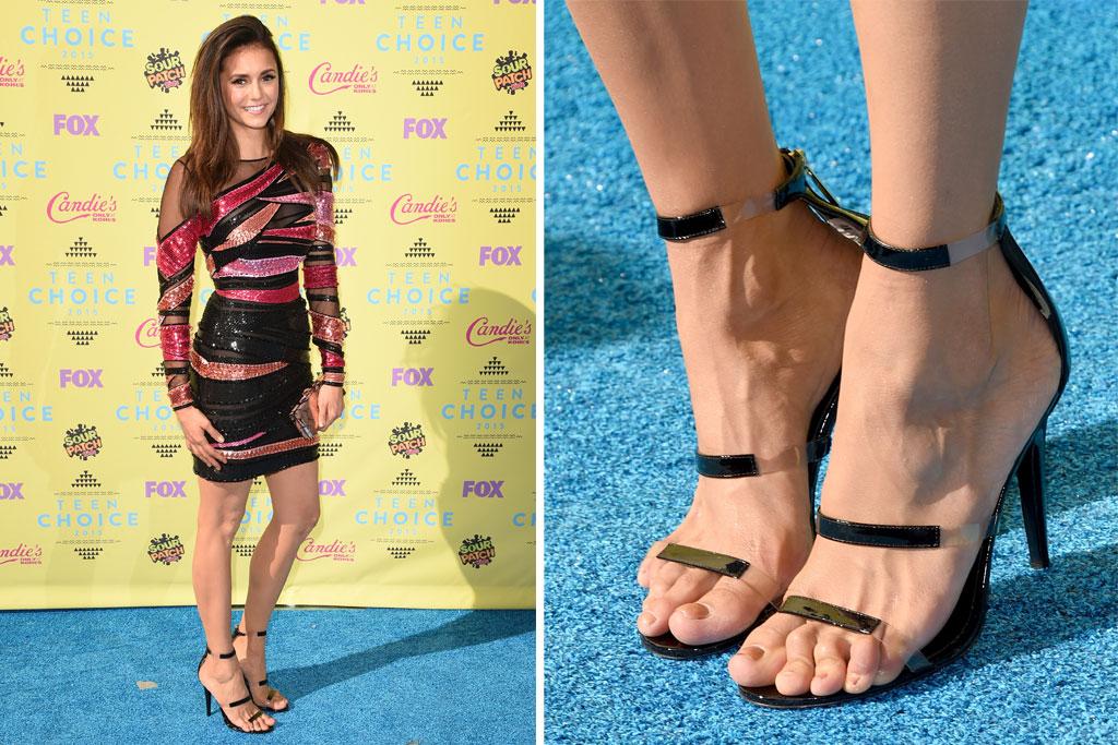 Nina Dobrev Teen Choice Awards 2015