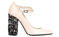no 21 embellished heel