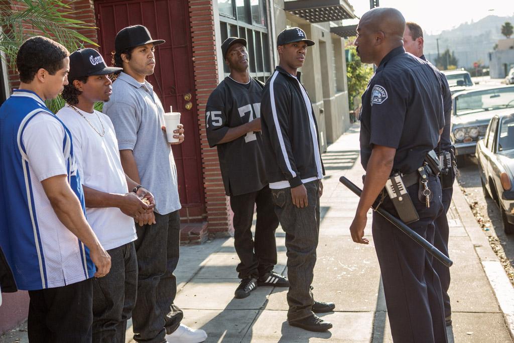NWA Straight Outta Compton movie