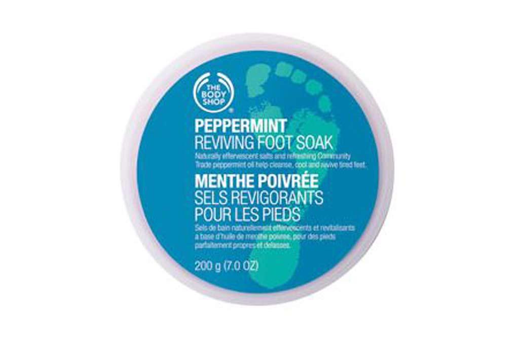The Body Shop Peppermint Foot Soak