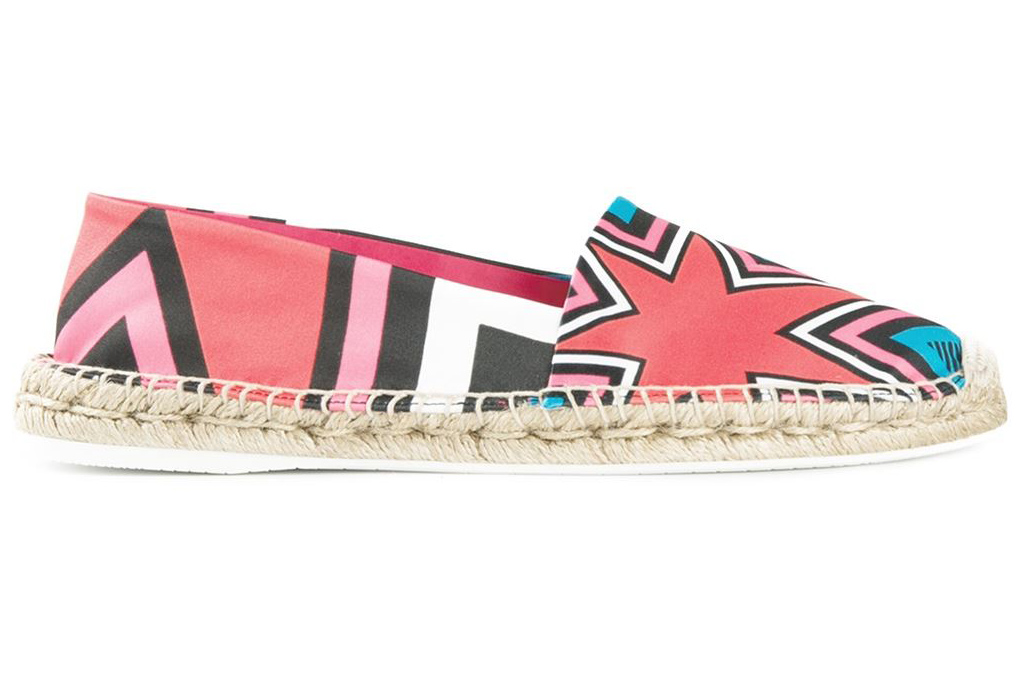 Pop Art Inspired Shoes