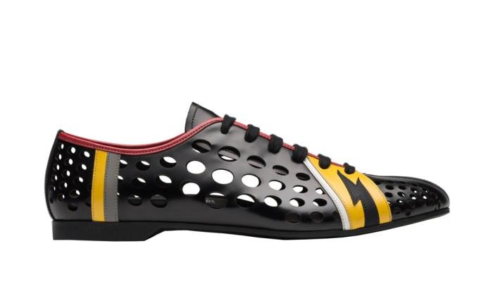 Prada Spring '16 Men's Shoe Collection