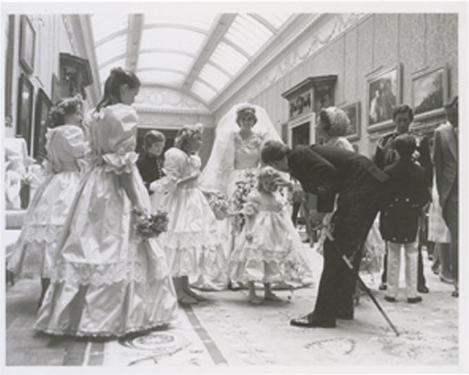 Princess Diana & Prince Charles Wedding Style