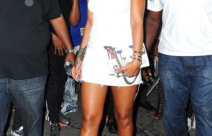 Rihanna Shoerazzi Shoe Picks
