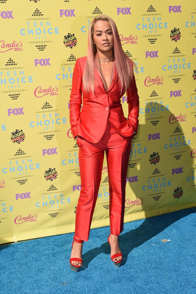 Rita Ora Teen Choice Awards 2015