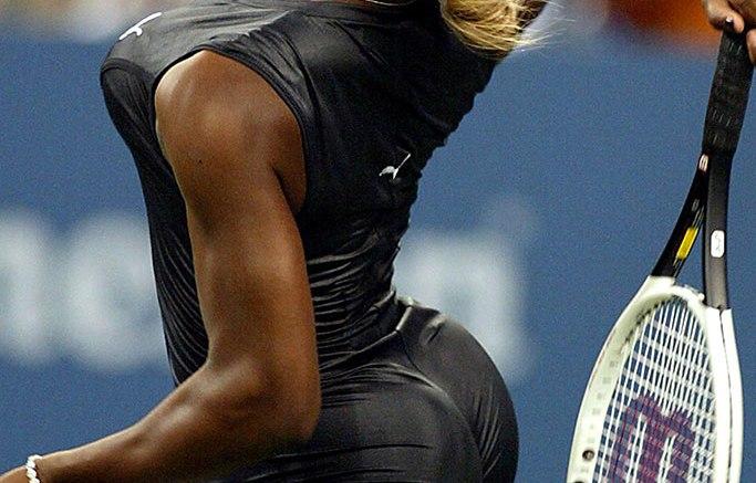 Serena Williams at US Open