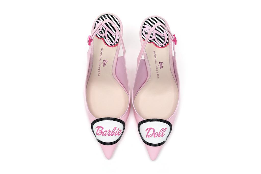 Sophia Webster Barbie Shoes