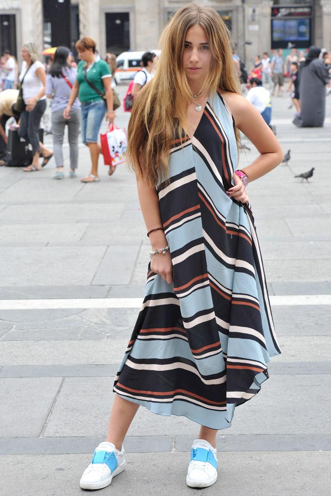 Street Style Milan Summer 2015