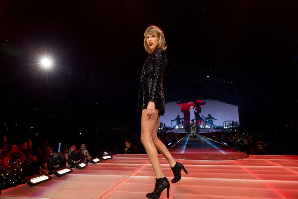 Taylor Swift Shoes Style