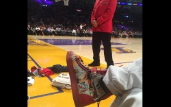 The Game's Sneaker Style