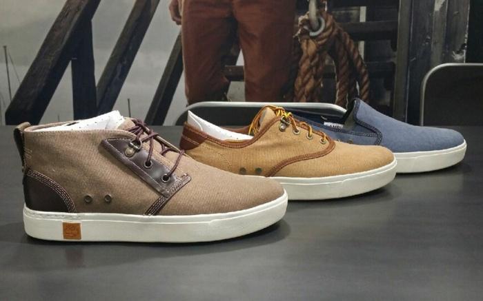Timberland Spring 2016 Shoes