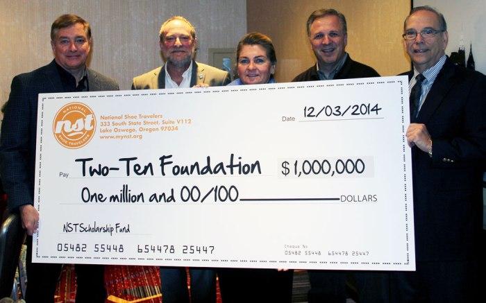 Two Ten Footwear Foundation Scholarship