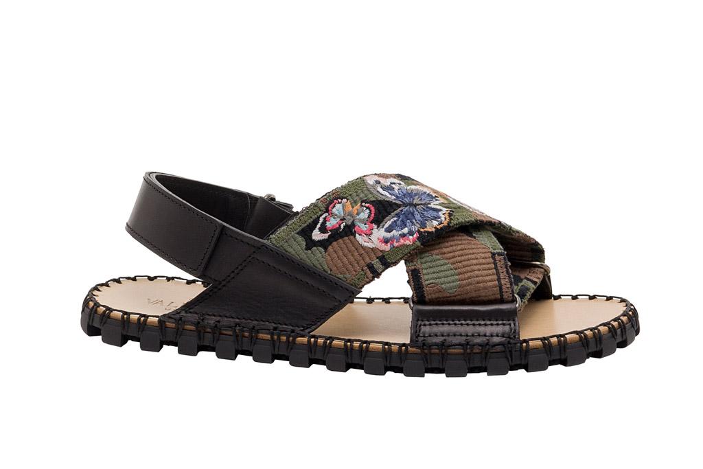 Valentino Men's Spring '16 Shoes