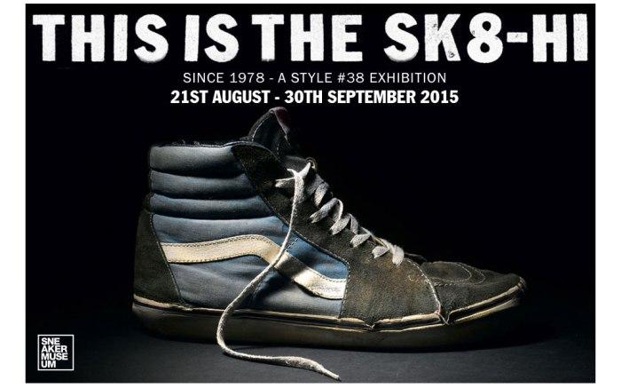 Vans Sneaker Exhibit Sneaker Museum