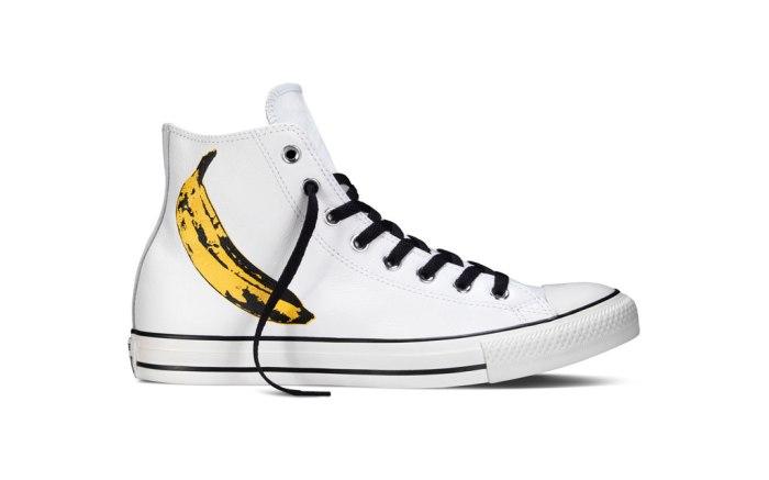 Any Warhol Converse 2015
