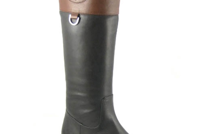 Ros Hommerson wide calf boot