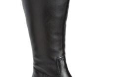 David Tate wide calf boot