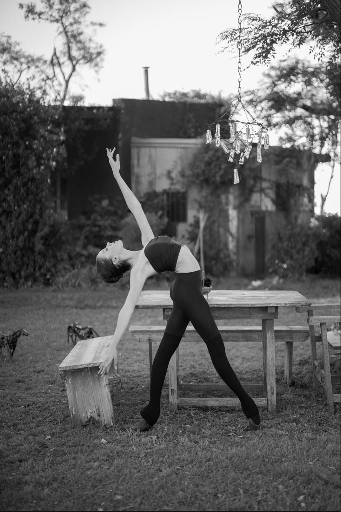 Ballerina Project for Wolford AG
