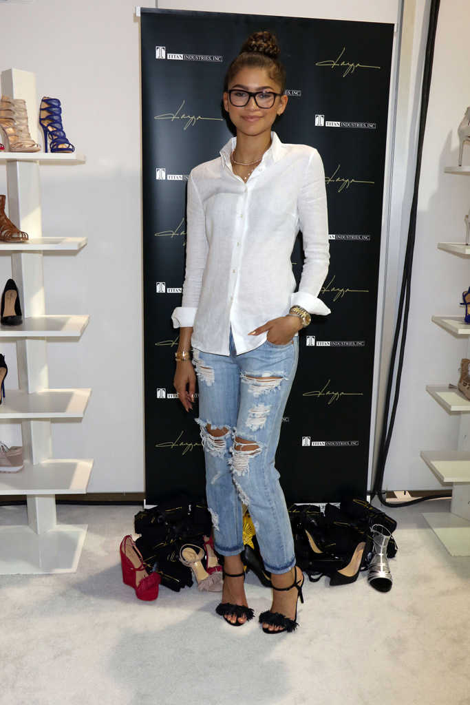 Zendaya Shoes Line