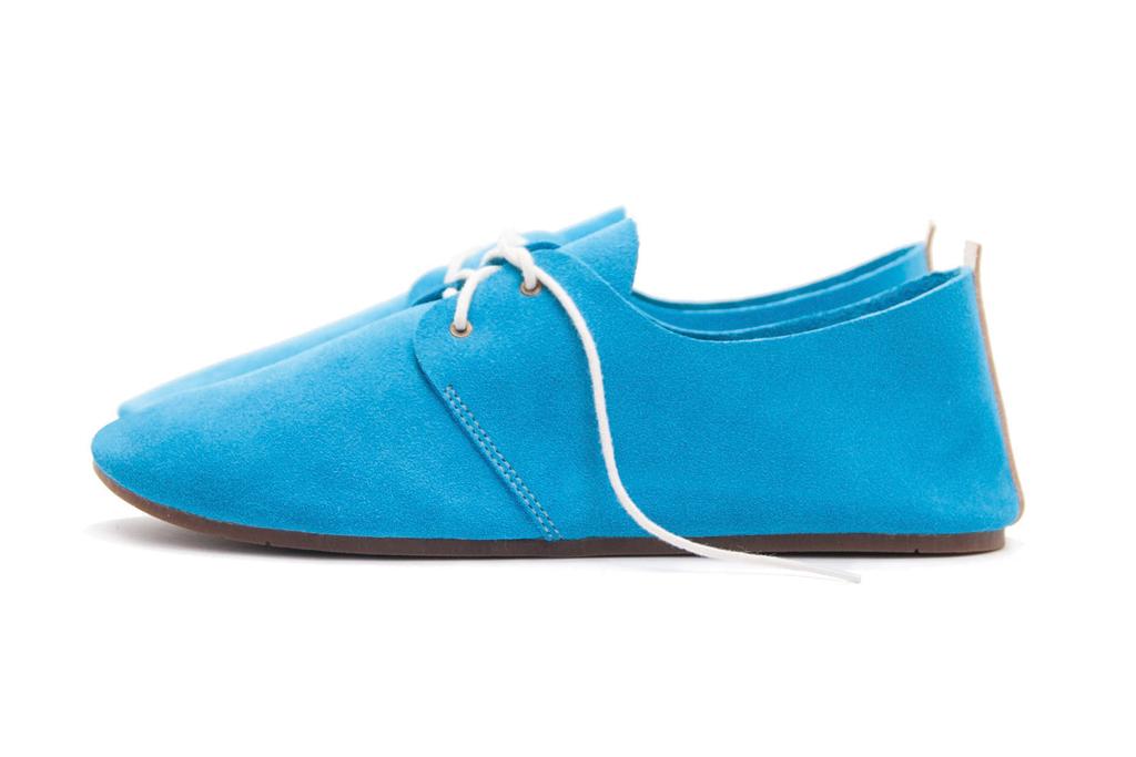 zuzii blue oxford