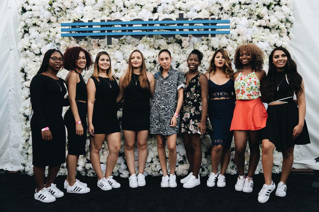 Adidas Originals Women's Superstar Lookbook