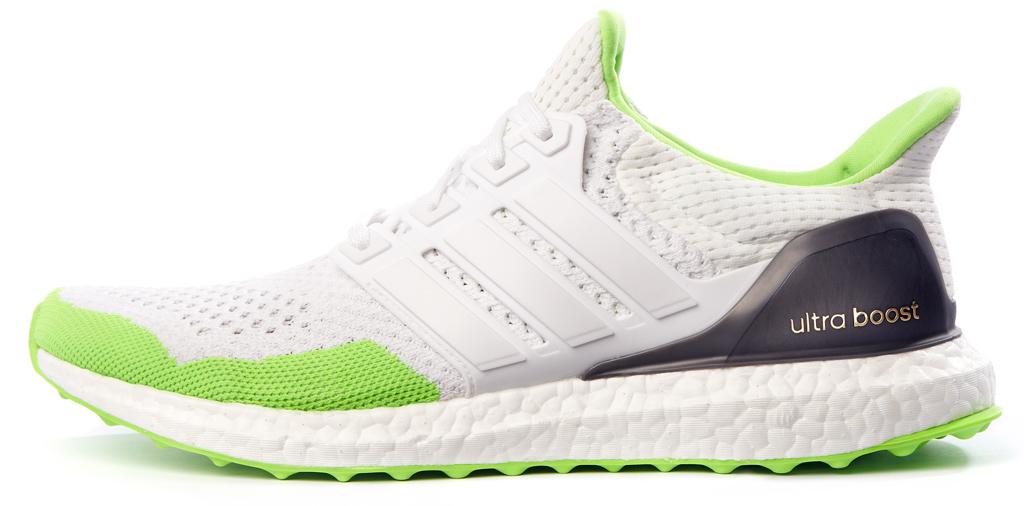 Adidas Kolor Ultra Boost White Green
