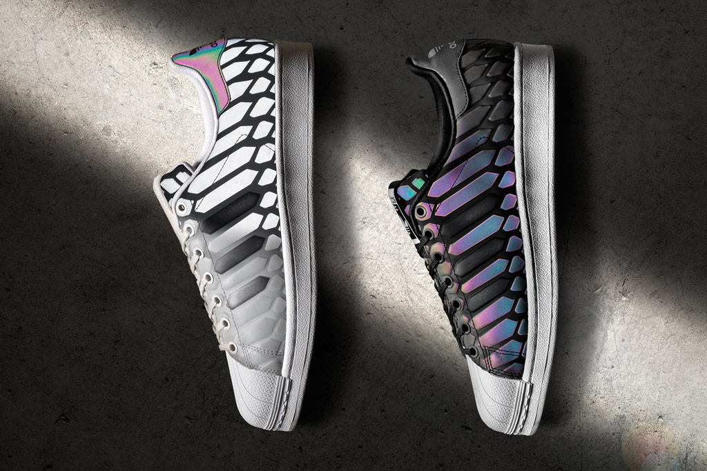 Adidas To Release Superstar XENO Silver