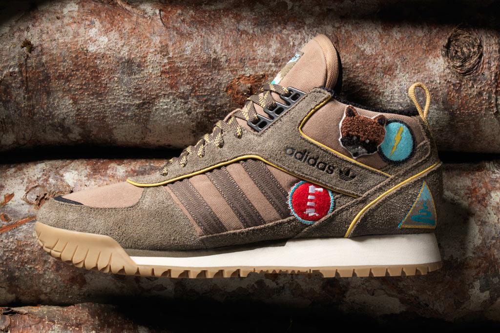 Adidas Vanguard Collection