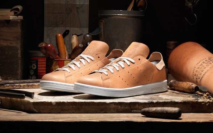 Adidas Stan Smith Horween Leather pack low